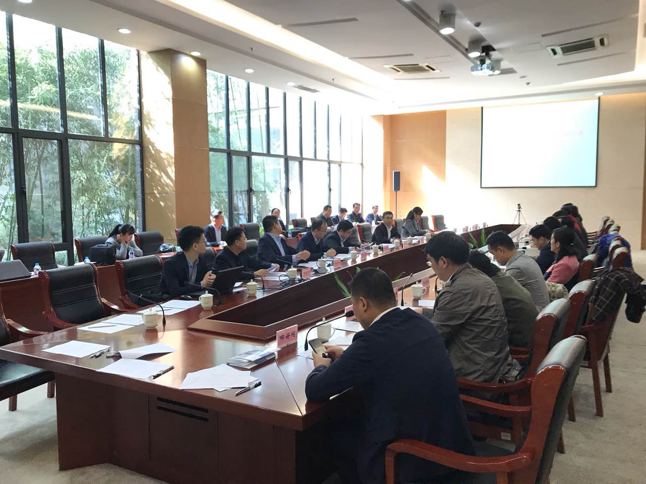 天津港保税区与北京创新资源第二次合作交流会圆满成功
